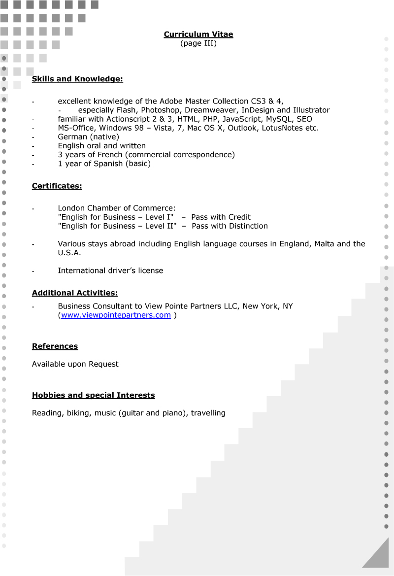 resume hobbies travelling list of hobbies and interests for resume rst forum blog resume